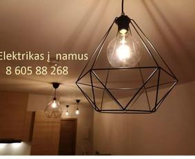 Elektrikas Vilniuje / Marius Elektromonteris / Darbų pavyzdys ID 572887