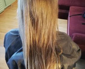 Cocochoco ilgalaikis plaukų tiesinimas!