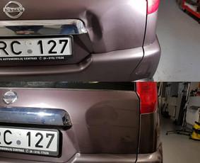 Automobilių kėbulo lyginimas be dažymo / PDR kursai, mokymai / Darbų pavyzdys ID 576625