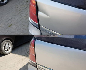 Automobilių kėbulo lyginimas be dažymo / PDR kursai, mokymai / Darbų pavyzdys ID 576639