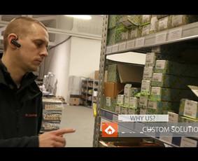 Video reklamos kūrimas televizijai | robiworks