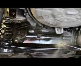 Automobiliu antikorozinis padengimas.