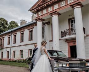Cadillac DeVille Nuoma