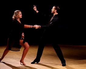 Profesionalus šokėjas bei šokių mokytojas Justas Girdvainis