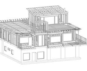 Architektas - konstruktorius Vilniuje / Juras Kuzmickis / Darbų pavyzdys ID 579811