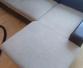 Minkštų baldų, kilimų, langų valymas ir t.t