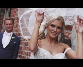 Profesionalus, šiuolaikiškas vestuvių filmavimas / Gintaras Tamašauskas / Darbų pavyzdys ID 580071