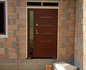 Plastiko, Aliuminio, Medžio profilio langai,durys,pertvaros / UAB JUSTIGNA / Darbų pavyzdys ID 584625