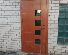 Plastiko, Aliuminio, Medžio profilio langai,durys,pertvaros / UAB JUSTIGNA / Darbų pavyzdys ID 584627