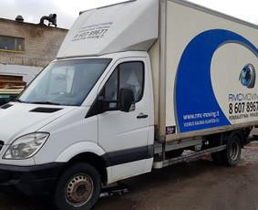 Perkraustymo paslaugos,kroviniu pervezimai Vilniuje ir Kaune