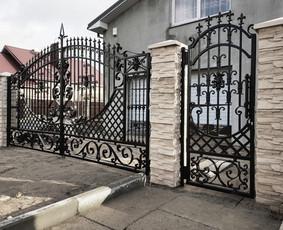 Kalviški kiemo vartai