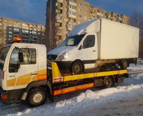 Techninė pagalba kelyje 24/7 Vilniuje / Piotr / Darbų pavyzdys ID 586699