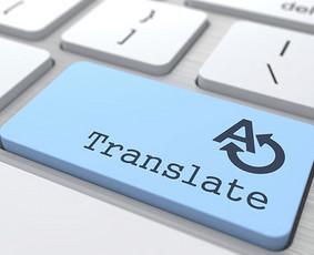 Vertimas raštu anglu-lietuvių