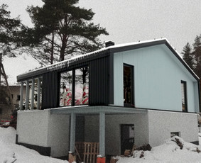 Projektavimas, statybos realizacija