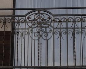 Metalo konstrukciju gamyba(kalviai, metalo kuribos meistrai) / Andrius Bagdonas / Darbų pavyzdys ID 593923