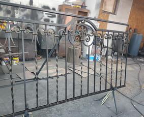 Metalo konstrukciju gamyba(kalviai, metalo kuribos meistrai) / Andrius Bagdonas / Darbų pavyzdys ID 593925