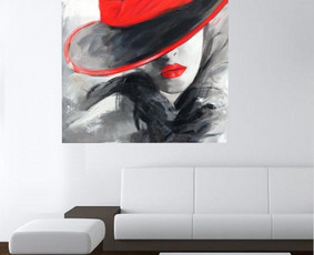 Konsultacija dėl dizaino ir paveikslų Jūsų interjere - 50 Eu. Dideli paveikslai nuo 500-600 Eu., priklauso nuo sudėtingumo.