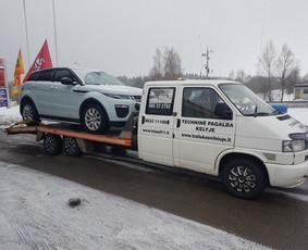 Techninė pagalba kelyje 24/7 Vilniuje / Piotr / Darbų pavyzdys ID 594799