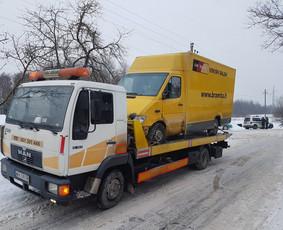 Techninė pagalba kelyje 24/7 Vilniuje / Piotr / Darbų pavyzdys ID 594843