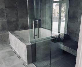 Stiklo konstrukcijos