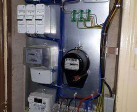 Elektros ūkio priežiūra. Elektros darbai. Projektavimas.