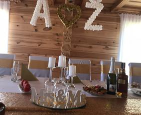 OŠ- vestuvių ir kitų švenčių dekoravimo paslaugos