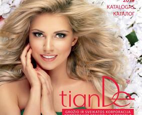 Natūrali TianDe kosmetika