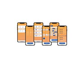 UX/UI aplikacijų ir internetinių svetainių dizainas