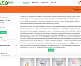Loris - Visos Turinio Rinkodaros paslaugos (Lt / En) / Loris.lt / Darbų pavyzdys ID 613443