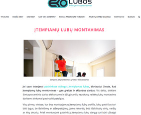Loris - Visos Turinio Rinkodaros paslaugos (Lt / En) / Loris.lt / Darbų pavyzdys ID 613453