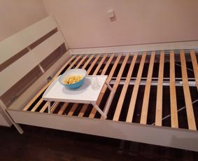 Ikea lovos surinkimas