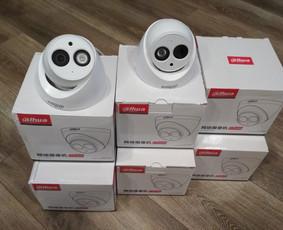 Vaizdo stebejimo sistemos kameros iranga signalizacijos