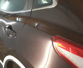 Automobilių poliravimas