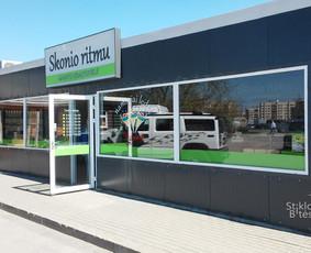 Plėvelės klijavimas Vilniuje