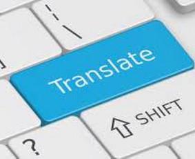 Vertimas raštu ir žodžiu iš Latvių į Lietuvių iš LT LV