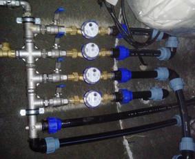 Gręžinių, šulinių siurblių, hidroforų montavimas, remontas