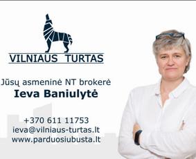 NT brokerė Ieva Baniulytė