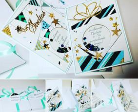 Originalios dovanos, šventinės dekoracijos...