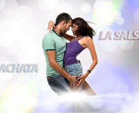 Salsa Bachata Pramoginiai Solo Latino