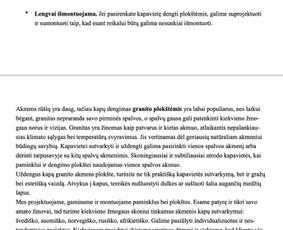 Gitana Railienė, tekstų kūrėja, visa Lietuva / Gitana Railienė / Darbų pavyzdys ID 623693