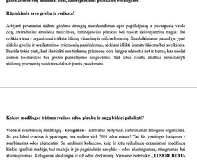 Gitana Railienė, tekstų kūrėja, visa Lietuva / Gitana Railienė / Darbų pavyzdys ID 623713