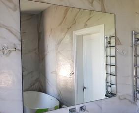 Kokybiškai montuoju virtuvines sieneles bei veidrodžius