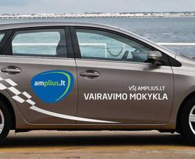 """Vairavimo mokykla """"Amplius LT"""""""
