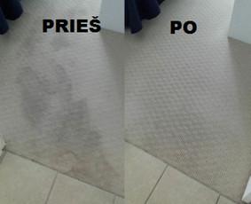 Visos valymo paslaugos Kaune ir aplinkui