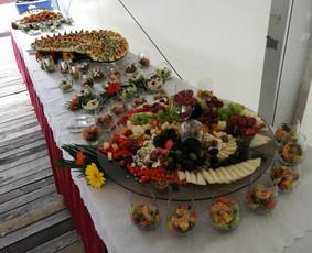 Maitinimo paslaugos įvairaus tipo šventėms