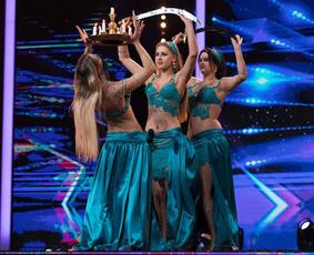 Rytietiškų pilvo šokių šou grupė / Dėl pasirodymo / Darbų pavyzdys ID 629409