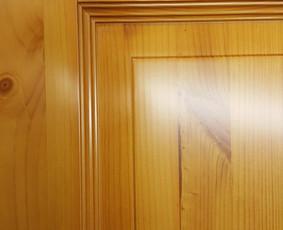 Mdf,masyvo baldų,durų,ažūrų,fasadų dažymas Alytus