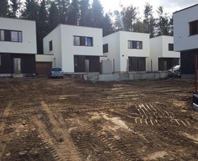 Individualių namų statyba nuo pamato iki rakto