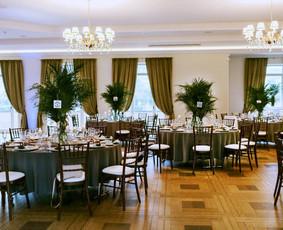 Restoranas bei pobūvių salė