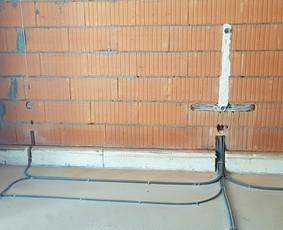 Vaizdo stebėjimo, pastatų apsaugos ir elektros montavimas